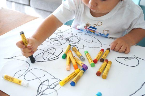 Perché scegliere un corso per bimbi 0-3 anni?